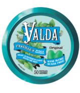 Valda Menthol & Eucalyptus Sugar-Free Lozenges