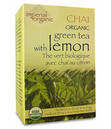 Uncle Lee's Imperial Organic Green Tea With Lemon