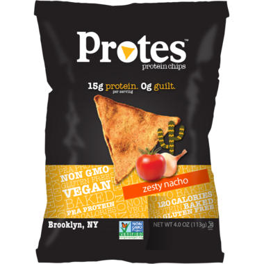 Protes Protein Chips Zesty Nacho
