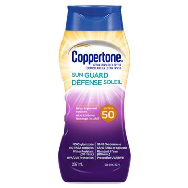 Coppertone Sunscreen Lotion SPF 50