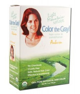 Light Mountain Semi-Permanent Color the Gray Natural Haircolor Auburn