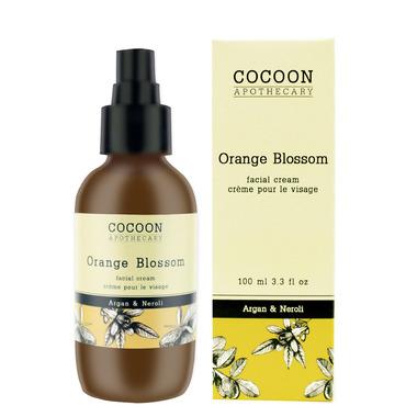 Cocoon Apothecary Orange Blossom Facial Cream
