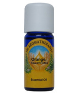 The Aromatherapist Organic Sweet Orange Essential Oil