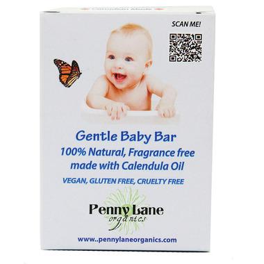 Penny Lane Organics 100% Natural Baby Soap