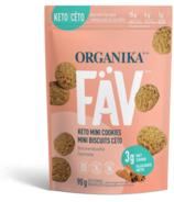 Organika FAV Mini Biscuits Céto Snickerdoodle
