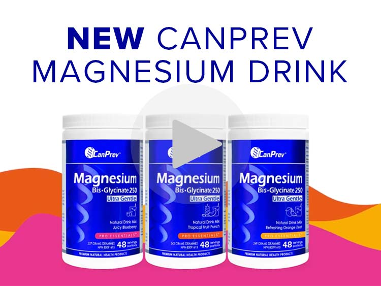 CanPrev magnesium drink