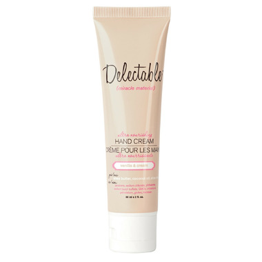 Be Delectable Vanilla & Cream Ultra Nourishing Hand Cream