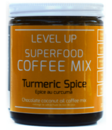 Level Up Superfoods Coffee Mix Turmeric Spice