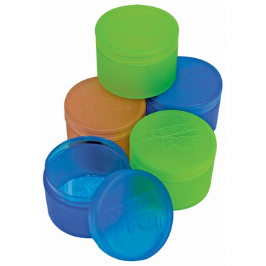 Nude Food Movers Small Dressing Pots Set