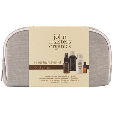 John Masters Organics Essential Travel Set for Dry Hair