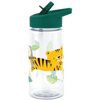 A Little Lovely Company Drink Bottle Jungle Tiger