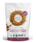 One Degree Cinnamon Flax Granola