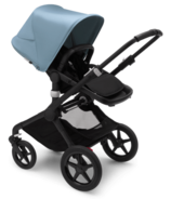 Bugaboo Fox2 Complete Black & Vapor Blue