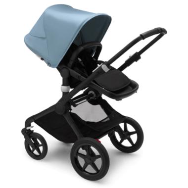 Bugaboo Fox2 Complete Black & Vapor Blue