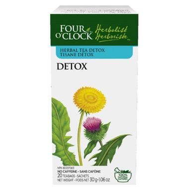 Four O\'Clock Detox Tea