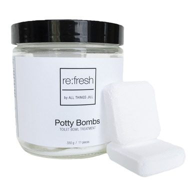 All Things Jill Re:fresh Potty Bombs