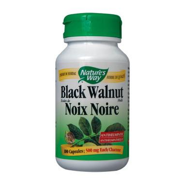 Nature\'s Way Black Walnut Hulls
