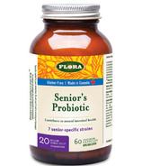 Flora Senior's Probiotics