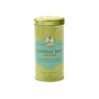 Zhena\'s Gypsy Tea Egyptian Mint Green Tea