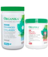 Organika Collagen & MCT Bundle