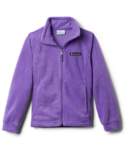 Columbia Benton Springs Kids Fleece Jacket Grape Gum