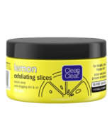Clean & Clear Lemon Exfoliating Face Cleansing Pads