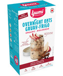 Yumi Organics Overnight Oats Apple Cinnamon