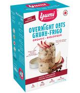 Avoine à la pomme-cannelle Nuit de Yumi Organics