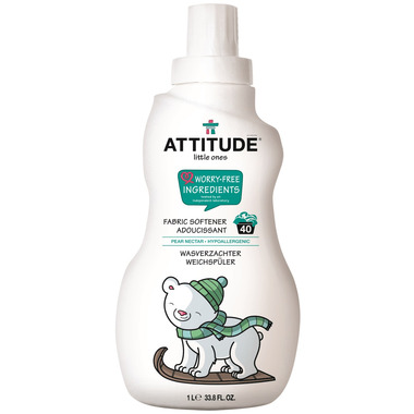 ATTITUDE Little Ones Fabric Softener Pear Nectar