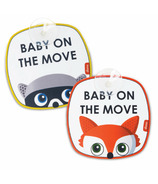 Panneaux Diono «Baby on the Move»