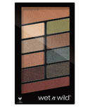 Wet n Wild Color Icon 10 Pan Eyeshadow Palette Comfort Zone