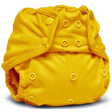Kanga Care Rumparooz One Size Cloth Diaper Cover Snap Closure Dandelion