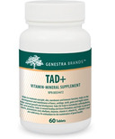 Genestra TAD+ Vitamin-Mineral Supplement