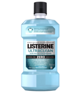 Listerine Ultraclean Gum Protection Zero Mouthwash Cool Mint