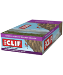 Clif Bar Chocolate Chip Peanut Crunch Energy Bar Case