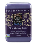 One With Nature Blackberry Pear Bar Soap
