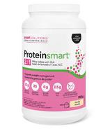 SMART SOLUTIONS Proteinsmart avec Acide linoléique conjugué - Vanille Naturelle