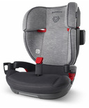UPPAbaby ALTA High Back Booster Seat Morgan Charcoal & Heather Grey