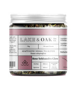 Lake & Oak Tea Co. Rose Schisandra Glow Jarred Tea