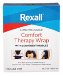 Rexall Reusable Comfort Therapy Wrap Long