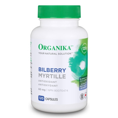 Organika Bilberry Extract