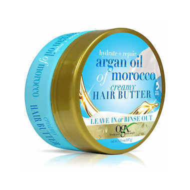 OGX Hydrate & Repair Argan Oil of Morocco Creamy Hair Butter
