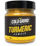 Cold Grind Organic Turmeric Powder
