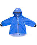 Calikids Waterproof Shell Jacket Blue