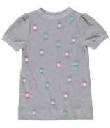 BIRDZ Children & Co. Pom Pom Dress