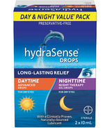 hydraSense Day & Night Eye Drops