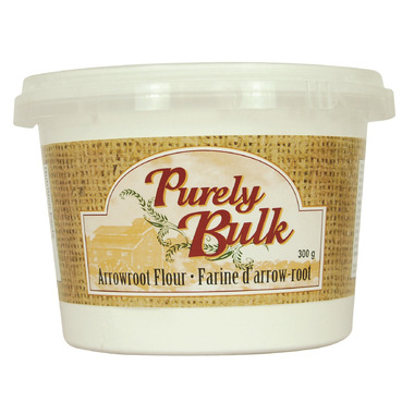 Purely Bulk Arrowroot Flour