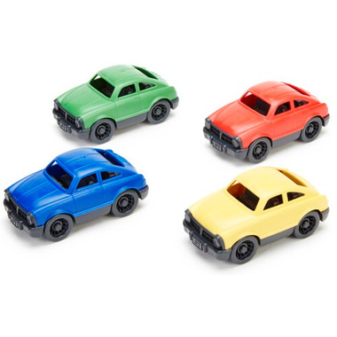 Green Toys Mini Cars