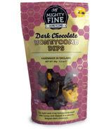 Mighty Fine Honeycomb Dips Dark Chocolate