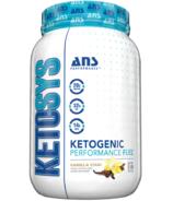 ANS Performance KETOSYS Protein Powder Vanilla Chai